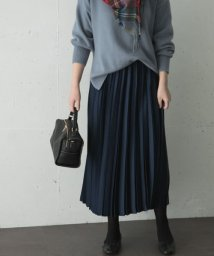 URBAN RESEARCH ROSSO/【予約】サテンプリーツスカート/503558391