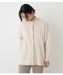 BLACK BY MOUSSY/【GISELe10月号掲載】random rib knit cardigan/503478148