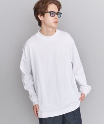 BEAUTY&YOUTH UNITED ARROWS/BY シック コットン モックネック カットソー/503531877