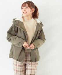 Honeys/裏ボアフードブルゾン/503559514
