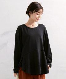 HAPPY EXP/ポンチ裾フレアトップス/503560445