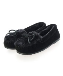 MINNETONKA/ミネトンカ Minnetonka kylah-slipper-40729-bl (BLACK)/503561066
