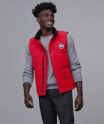 TOMORROWLAND BUYING WEAR/CANADA GOOSE FREESTYLE CREW VEST ダウンベスト/503561582