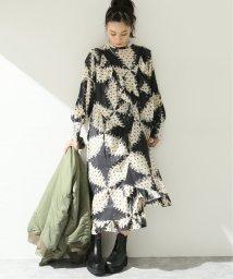 JOURNAL STANDARD/【NOMA t.d.】 Ruffled Dress:ワンピース/503561773