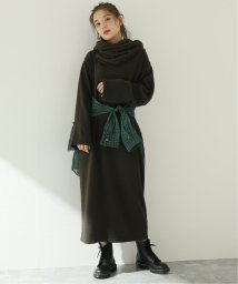 JOURNAL STANDARD/【BLACK CRANE/ブラック・クレーン】 DONUT NECK DRESS:ワンピース/503561781