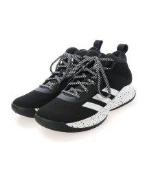 adidas/アディダス adidas ジュニア バスケットボール シューズ CrossEmUp5K FW8537 (ブラック)/503562044
