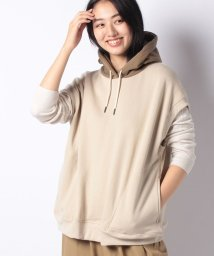 go slow caravan WOMENS SELECT BRAND/LC 裏毛ノースリーブプルパーカー/503458213