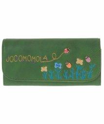 Jocomomola/オリジナル刺繍長財布/503562825