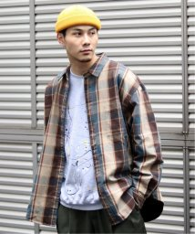 JOINT WORKS/JW-U.S.A*2 CHECK DAD SHIRTS/503563622