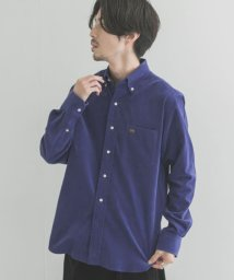 URBAN RESEARCH/Scye Organic Cotton Corduroy Shirts/503564283