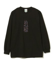 BEAMS MEN/LIVE BETTER / BUST ロングスリーブ Tシャツ/503459562
