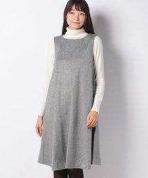 LAPINE BLEUE/【セットアップ対応】アナスタシアツイード ジャンパースカート/503561891