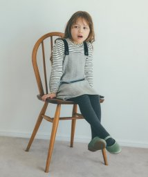 green label relaxing (Kids)/【キッズ】キルトジャンパースカート/503564055