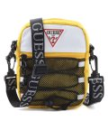 GUESS/ゲス GUESS MOUNTAINEER Nylon Crossbody (MUSTARD)/503565513