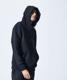 ABAHOUSE/【SY32】TWO FACE KNIT HOODIE / 10510 / パーカ/503566908