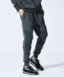 ABAHOUSE/【SY32】10511 TWO FACE KNIT PANTS SY32 by/503567120