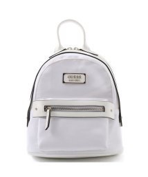 GUESS/ゲス GUESS HIS & HERS Sling Backpack (WHITE)/503567742