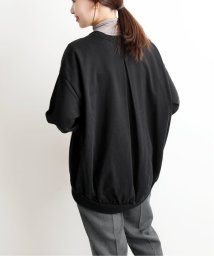 IENA/60裏毛コクーン 長袖プルオーバー◆/503567946