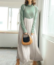 Ranan/プリーツデザイン2WAYスカート/503532556
