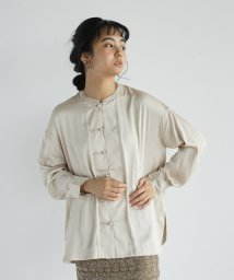 FIKA./FIKA. Satin blouse/503565833