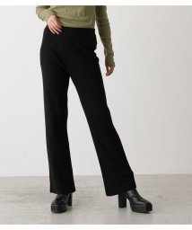 AZUL by moussy/RIB KNIT FLARE PANTS/503568248