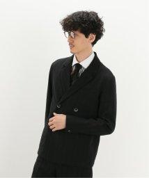 EDIFICE/【BARENA / バレナ】ストライプ BOXY Wジャケット【セットアップ着用可能】/503569367
