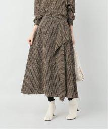La TOTALITE/チェーンプリント スカート/503569379