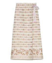 Lily Brown/ラメJQラップスカート/503570950