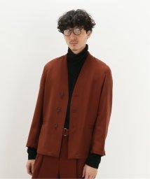 EDIFICE/カラーレスジャケット【セットアップ着用可能】/503571498