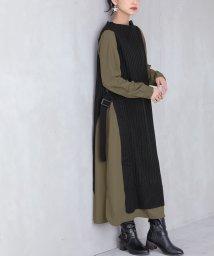 osharewalker/『n'Orシャツドッキングニットワンピース』/502861843