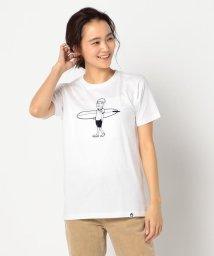 POCHITAMA LAND/ニヒルサーファーRETURN Tシャツ/503558990