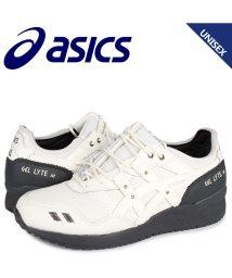 asics/アシックス asics ゲルライト3 スニーカー メンズ レディース GEL-LYTE 3 OG オフ ホワイト 1191A365-100/503568510