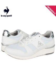 lecoqsportif/ルコック スポルティフ le coq sportif LA セーヌ リフト スニーカー レディース LA SEINE LIFT ホワイト 白 QL3NJC07W/503568541