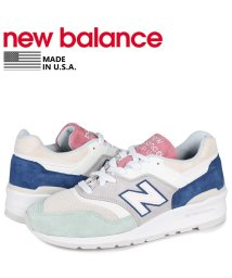 newbalance/ニューバランス new balance 997 スニーカー メンズ Dワイズ MADE IN USA ホワイト 白 M997SOA/503568550