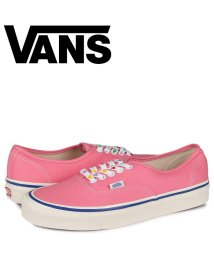 VANS/VANS ヴァンズ オーセンティック スニーカー メンズ バンズ AUTHENTIC 44 DX ピンク VN0A38ENWO7/503571996