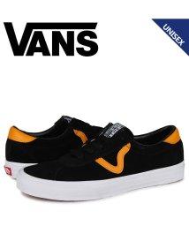 VANS/VANS ヴァンズ スポーツ スニーカー メンズ レディース バンズ SPORTS ブラック 黒 VN0A4BU6XW2/503572007