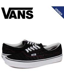 VANS/VANS ヴァンズ ERA スニーカー メンズ レディース バンズ エラ ブラック 黒 VN0A4U39X00/503572020
