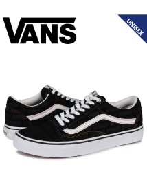 VANS/VANS ヴァンズ オールドスクール スニーカー メンズ レディース バンズ OLD SKOOL ブラック 黒 VN0A4U3BX00/503572021