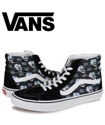 VANS/VANS ヴァンズ SK8-HI スニーカー メンズ バンズ スケートハイ スケハイ ブラック 黒 VN0A4U3C1HJ/503572023