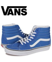 VANS/VANS ヴァンズ SK8-HI スニーカー メンズ バンズ スケートハイ スケハイ ブルー VN0A4U3C1UJ/503572024