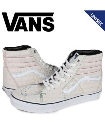 VANS/VANS ヴァンズ SK8-HI スニーカー メンズ レディース バンズ スケートハイ スケハイ ホワイト 白 VN0A4U3CXGH/503572027