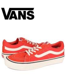 VANS/VANS ヴァンズ SK8-LOW REISSUE SF スニーカー メンズ バンズ スケートロウ オレンジ VN0A4UWI24N/503572029