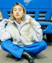 JOINT WORKS/【Champion / チャンピオン】fleece vest/503576361