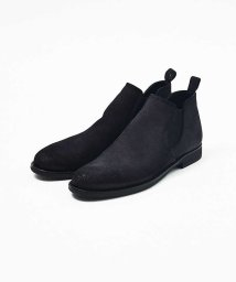 ALFREDOBANNISTER/サイドゴアブーツ ミンク型押し【予約】/503576475