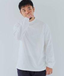 green label relaxing/SC ハイツイスト モックネック 長袖 カットソー/503558811