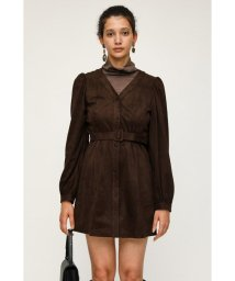 SLY/PUFF SLEEVE SUEDE S/OP/503577163