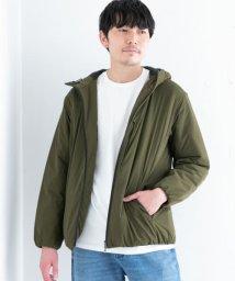 URBAN RESEARCH ROSSO/【予約】ハイクオリティ中綿ライトフードジャケット/503579873