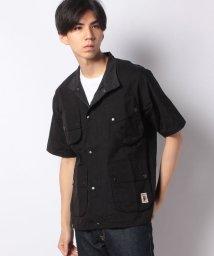 COB MASTER/cobmaster ワックスコーティング SSシャツジャケット/503452766