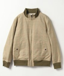OLD ENGLAND HOMME/チェックブルゾン/503565383