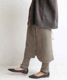 IENA/《追加2予約》ラップスカート風スカッツ◆/503591807